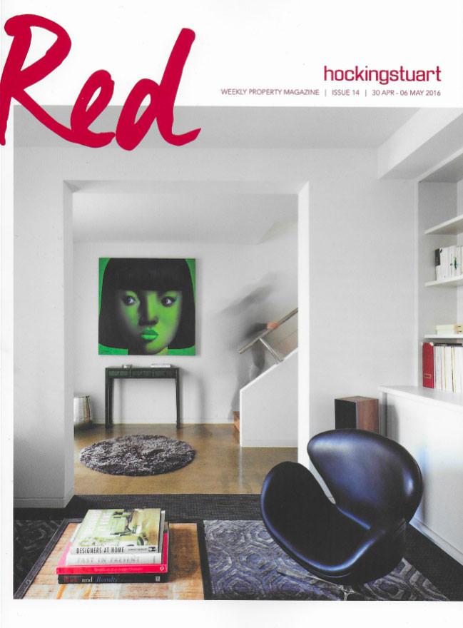 hockingstuart-red-magazine-cover-spinzi-design